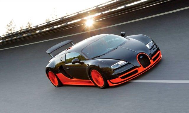 los 10 coches más rápidos del mundo(planeta) Veyron Super Sport