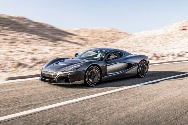 los 10 coches más rápidos del mundo(planeta) Rimac