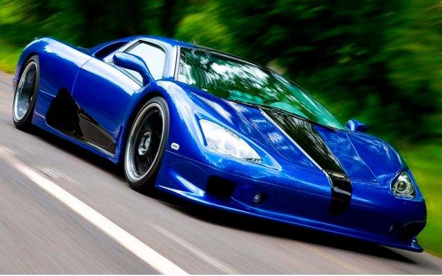 los 10 coches más rápidos del mundo(planeta) Aero