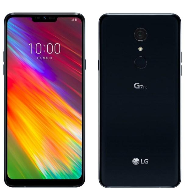 lg g7 fit diseño
