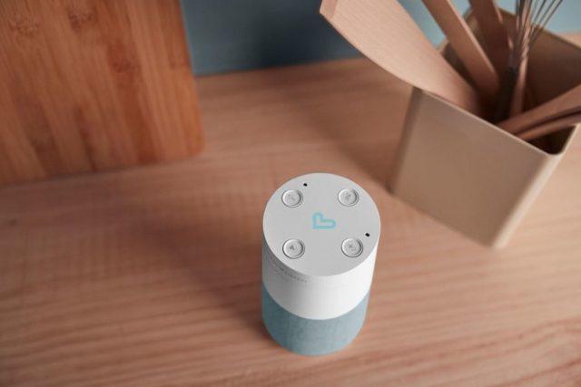 smart speaker 3 home