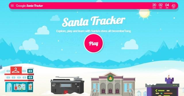 Cómo inventar tu propio elfo en la aldea de Papá Noel de Google