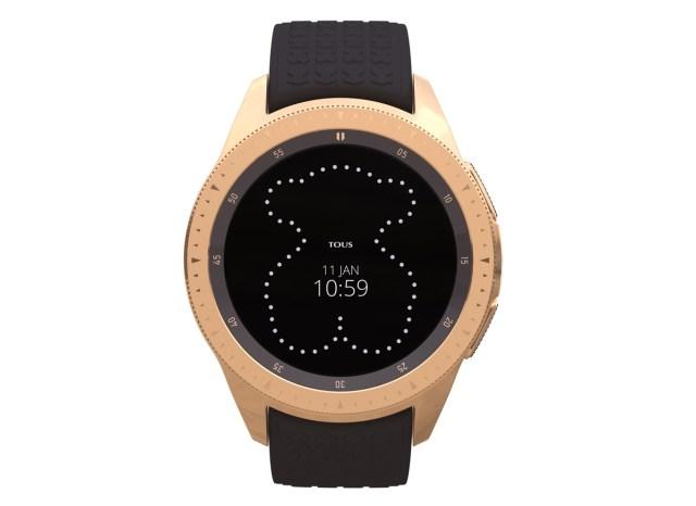 nuevo Samsung℗ Galaxy℗ Watch TOUS negro