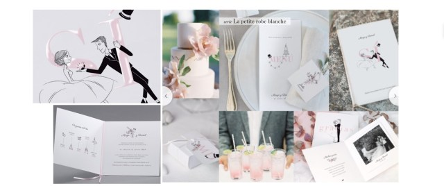 invitaciones boda cotton bird