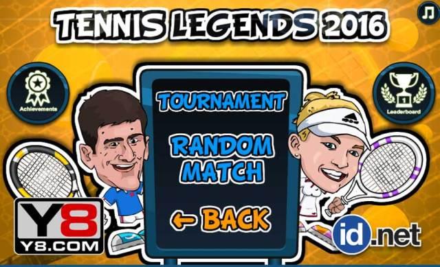 los 10 mejores games FRIV para jugar gratis(free) desde el PC Tennis Legends
