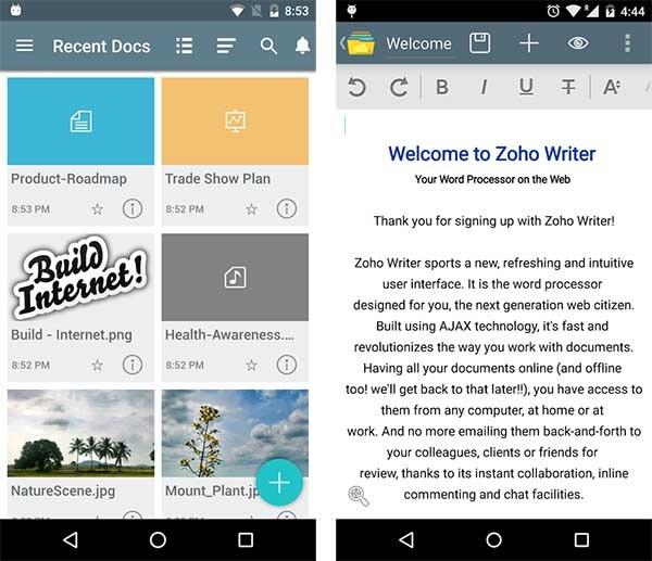 apps trabajar desde el móvil