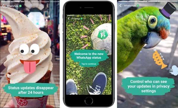 Cómo bajar los vídeos y fotografiás de los Estados de WhatsApp