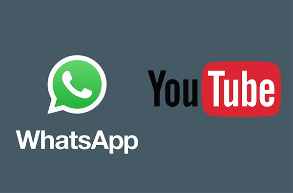 Watch Youtube Videos on Whatsapp