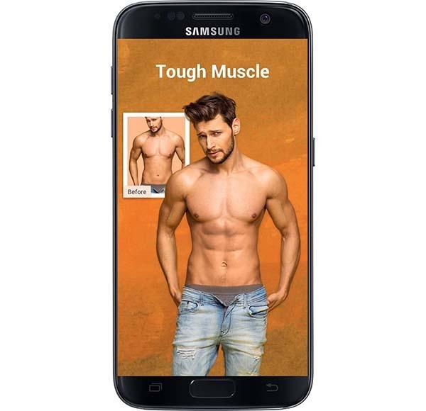 5 apps para retocar tus selfies, ponerte abdominales o maquillarte