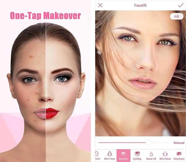 5 Apps Para Retocar Tus Selfies Ponerte Abdominales O Maquillarte Móvil Experto