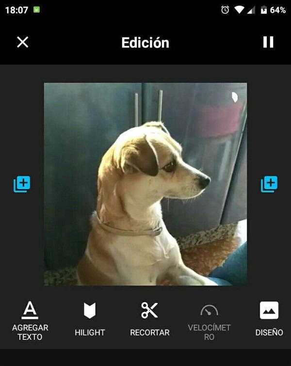 Quik editar video en ©Android 02