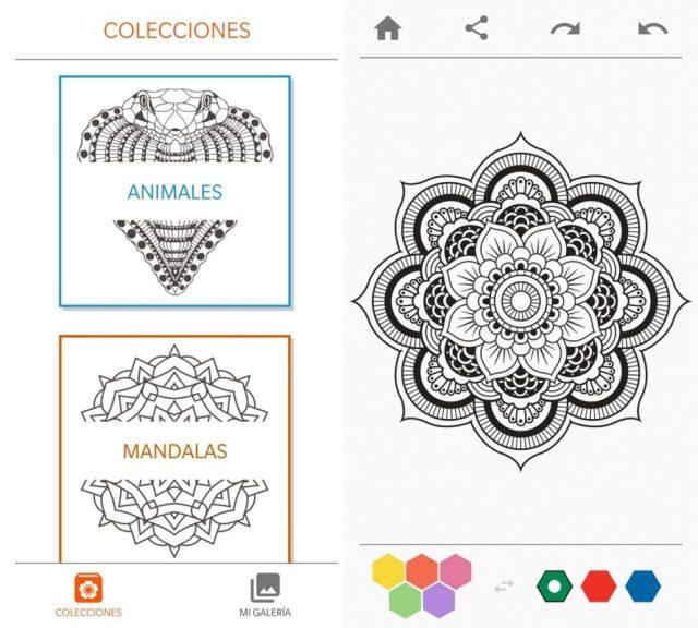 Las mejores aplicaciones para colorear en el móvil | Móvil Experto