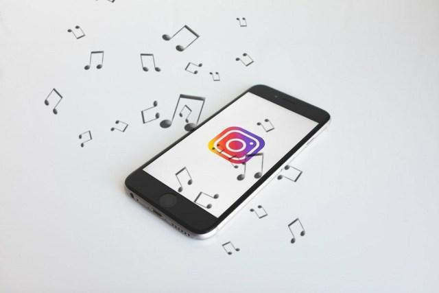 Cómo poner musica a tus ©Instagram Stories con ©Instagram Music