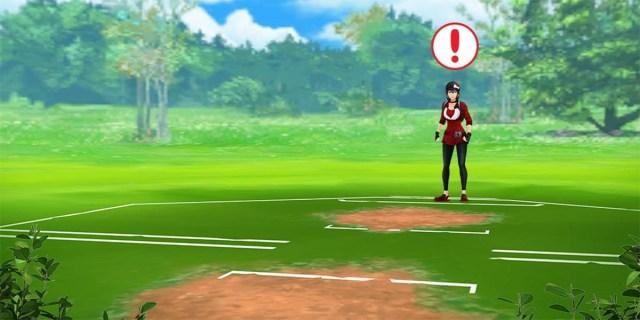 Pokémon GO batallas de entrenadores