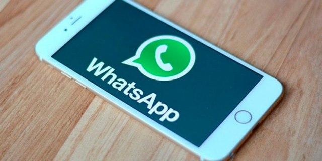 cómo enviar mensajes privados desde un equipo en ©WhatsApp para iPhone segunda novedad