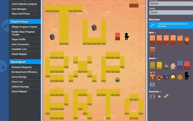 Cómo inventar vos propio mapa de Brawl Stars y enviárselo a Supercell