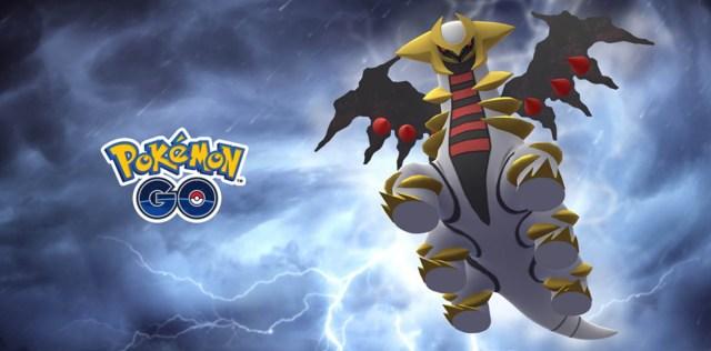 Cómo hacerse con la manera modificada de Giratina en Pokémon GO