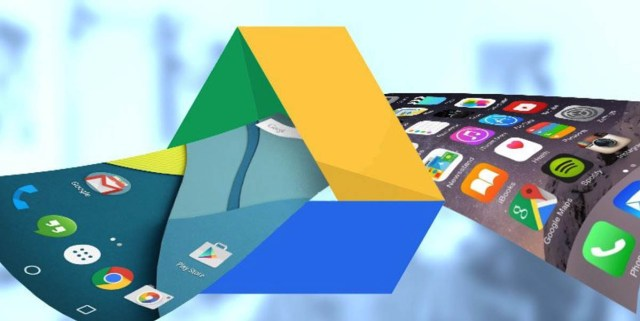 Así es la modernizada aplicación de ©Google Drive para ©Android e iPhone