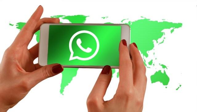 WhatsApp contará con busca inversa de imagenes para evitar bulos