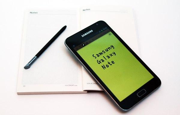 Samsung Galaxy Note actualizacion 02