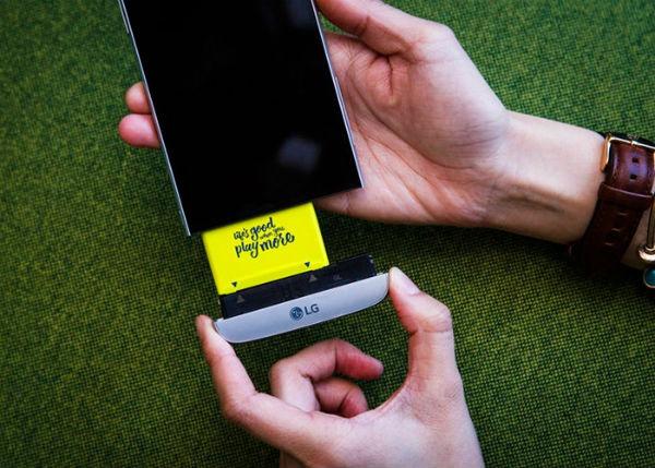 LG G6 pagos