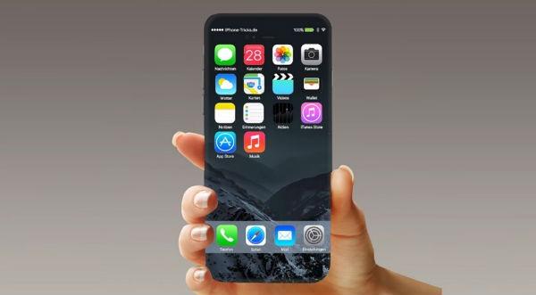 Iphone 8 TOF