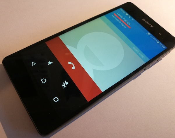 signal app llamadas cifradas