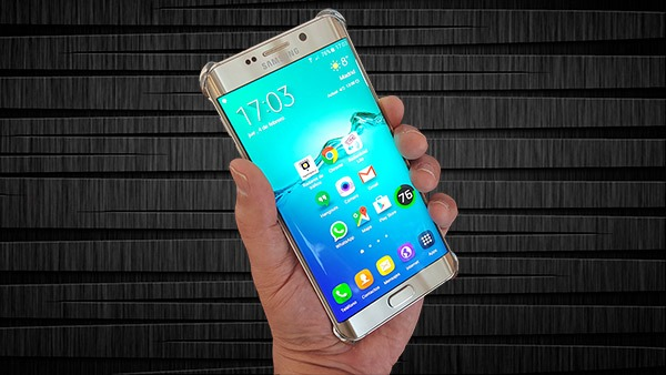 Samsung ©Galaxy S6 Edge ©Plus recibe el parche de confianza de mayo