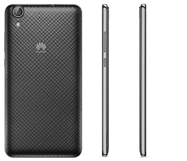 comparativa Huawei Y7 vs Huawei Y6 II camara Y6 II
