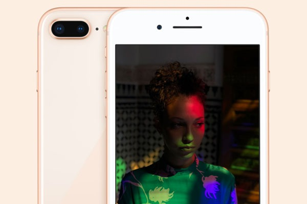 iPhone 8 Plus conexiones