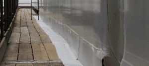 Final Seal - Shrink wrap skirting