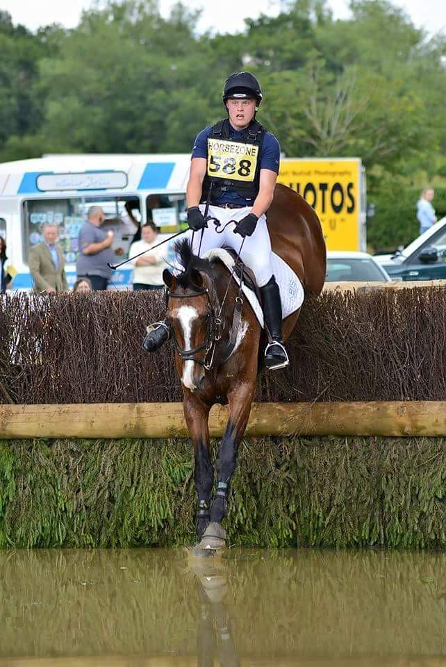 Oliver Mays Eventing