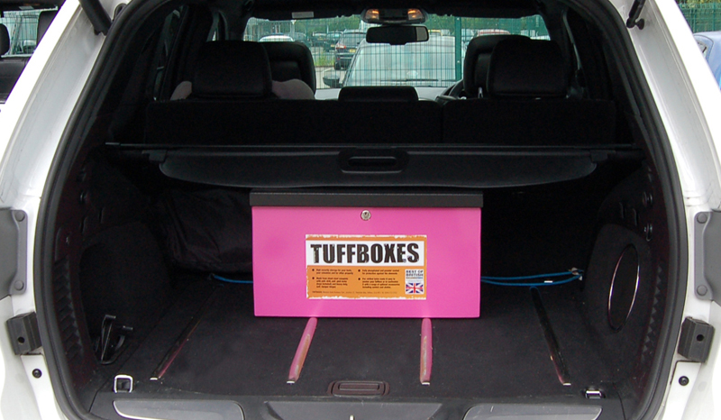 Car & Home Security with Tuffboxes
