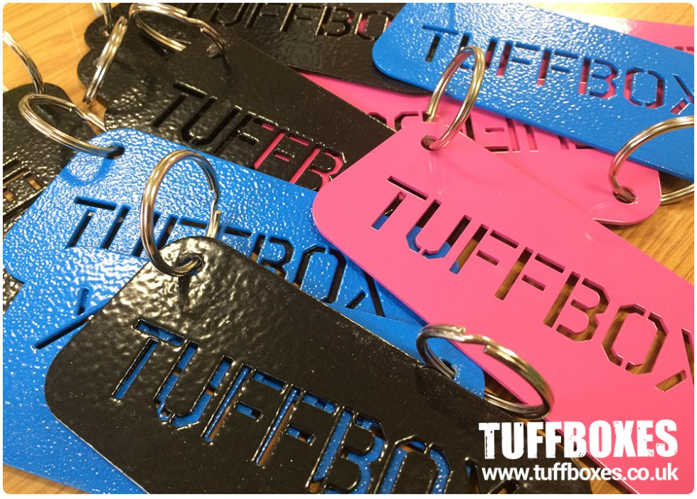 Tuffbox Keyrings