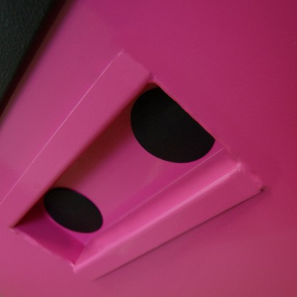 Tuffbox Original Pink Handles