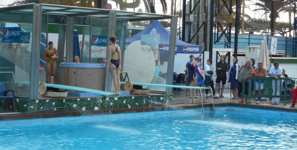 XXVII Pepsi Diving Cup: prima giornata, Emma Rauter bronzo!