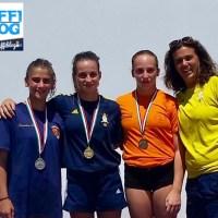 Campionati Italiani di Categoria estivi: Roma - la 2ª giornata di gare.