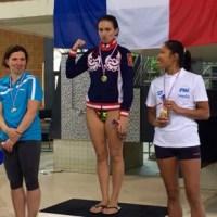 Christmast Master Diving Cup: Strasburgo - Due medaglie per la Foroni!
