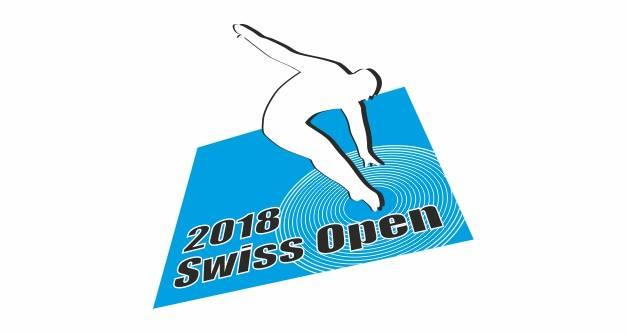 Swiss Open Championships: Zurigo - convocati e programma gare.