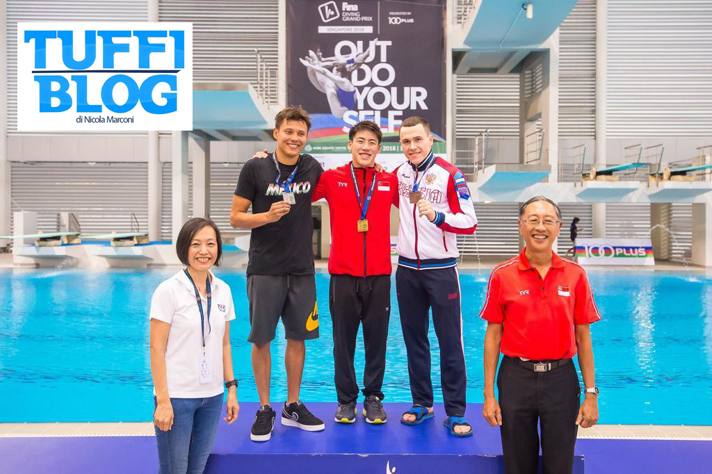 FINA Diving Grand Prix: Singapore - tutti i risultati dell'ultimo Grand Prix stagionale!