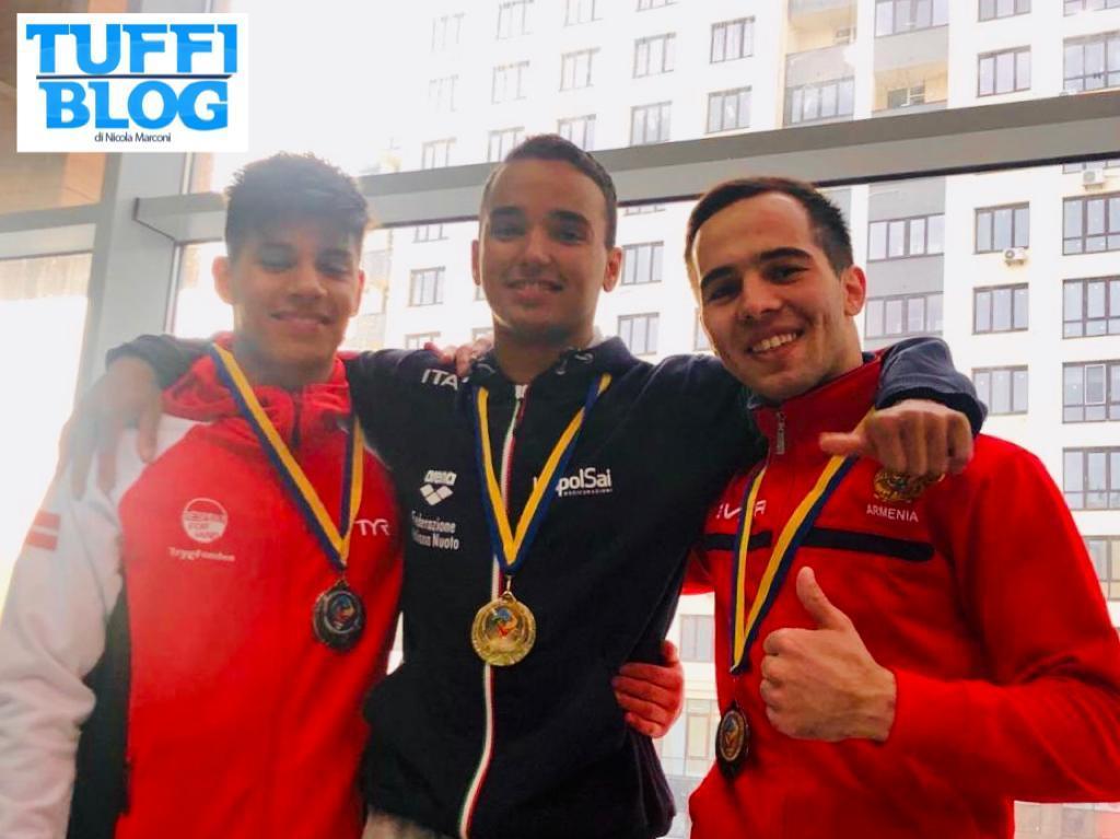 Ukrainian Open: Kyiv – chiusura col botto, Larsen medaglia d'oro!