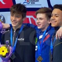 Europei Giovanili: Kazan – per Belotti arriva il secondo argento!