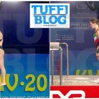 Campionati Europei: Kyiv - piattaforma donne, è finale per Batki e Jodoin Di Maria