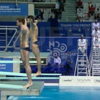 Campionati Europei: Budapest - Tocci e Marsaglia, quarto posto e occasione sfiorata