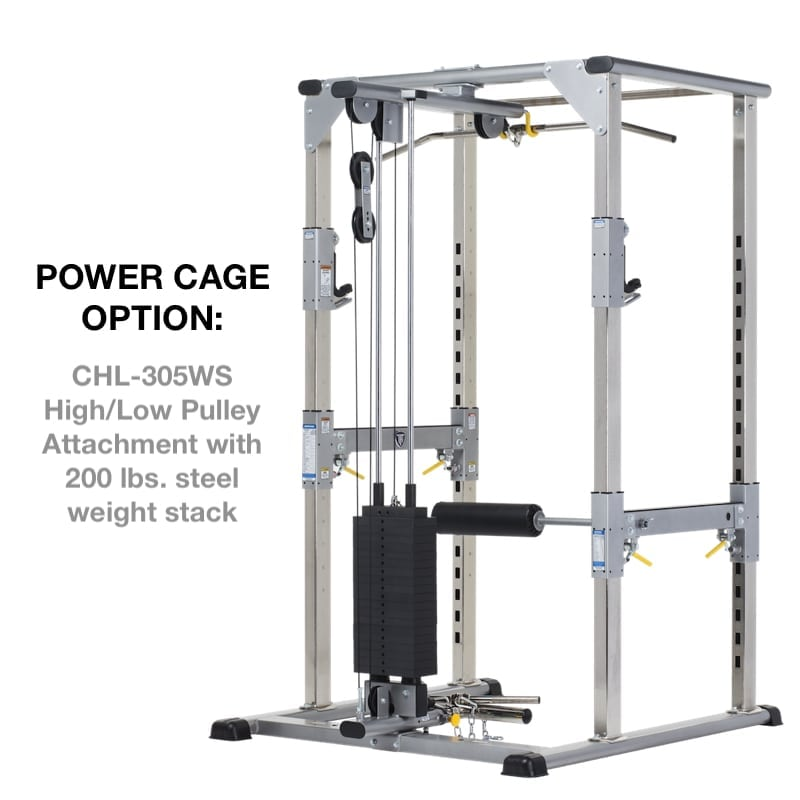 evolution power cage cpr 265