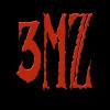 3mz rojo&negro