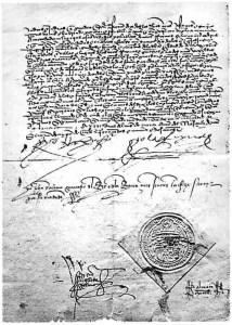 Edicto de expulsión de los judíos (1492)
