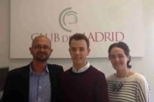 CLUB DE MADRID Chris amicucci