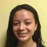 Jessica Posada, student blogger.