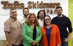 Tufts-Skidmore Staff